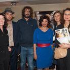 Annie Maurette, Nadim Cheikhrouka, Etienne Ollagnier, Kaouther Ben Hania, Sarah Chazelle et Carissa Dupont (Jour2Fête)
