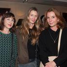 Isabelle Sansonetti, Nathalie Dolivo et Alix Girod de l'Ain (ELLE)