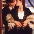 Le premier baiser de Jack et Rose
