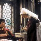 Gemma Jones dans « Harry Potter »