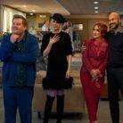 James Coden, Nicole Kidman, Meryl Streep et Keegan-Michael Key