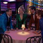 James Corden, Nicole Kidman, Andrew Rannells et Meryl Streep