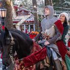 « The Knight Before Christmas »