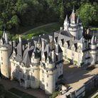 Le Château d'Ussé, en France