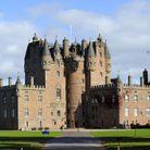 Le Château de Glamis, en Écosse