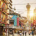 Osaka, au Japon