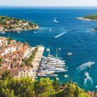 L'île de Hvar, en Croatie