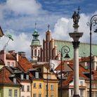 2. Varsovie, en Pologne
