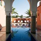 La Mamounia au Maroc