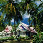 La villa « Gingerbread » : un édifice majestueux et coloré qui fait la fierté des locaux et le bonheur des touristes.