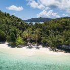 En Indonésie, sur l'archipel de Raja Ampat