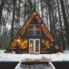 1.Tye Haus – A-Frame Cabin, à Skykomish, Washington, US