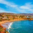 Laguna Beach en Californie, Etats-Unis
