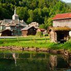 Sixt-Fer-à-Cheval, en Haute-Savoie