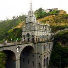 Le sanctuaire de «Las Lajas» à Ipiales, en Colombie