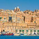 La Valette, à Malte