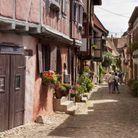 Eguisheim, dans le Haut-Rhin
