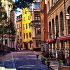 Stockholm, en Suède