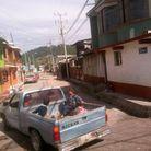 Un village dans les montagnes