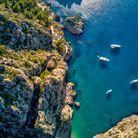 Plage de Sa Calobra à Majorque