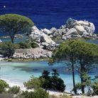 La plage Santa Giulia, en Corse