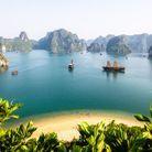 Baie de Hạ Long, au Viêt Nam
