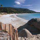 Palombaggia, en Corse (France)