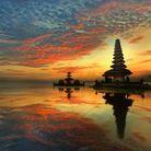Bali, en Indonésie