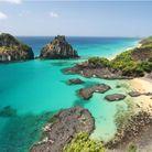 L'île de Fernando do Noronhan, au Brésil