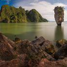 L'île de Phuket, en Thaïlande