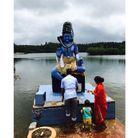 Voir le Gange