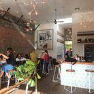 Déjeuner dans un endroit cool