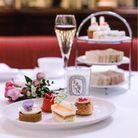 Un afternoon tea mythique à l'Hôtel Café Royal