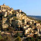 Le village de Gordes (Vaucluse)