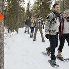 L'option... vacances au ski pour célibataires