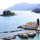 Corfou, en Grèce