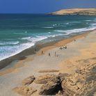 Près d'Agadir, au Maroc