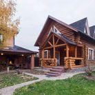 Un chalet avec sauna près de Moscou