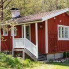 Un mini cottage avec sauna en Finlande