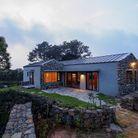 Une maison zen en Corée du Sud