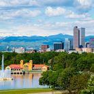 Denver, aux Etats Unis