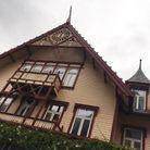 Hotel Union Øye, à Norangsfjorden