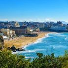 Un week-end à la mer à Biarritz