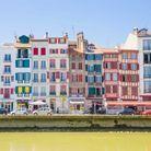 Bayonne, en France