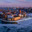 Week-end en amoureux à Stockholm