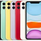 iPhone 11 en six coloris