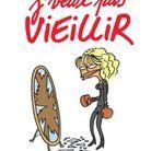 « J'veux pas vieillir », d'Hélène Bruller (Hugo & Desinge)