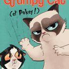 « Les Mésaventures de Grumpy Cat et Pokey - Tome 1 » de Steve Uy et Ben McCool (Jungle !)