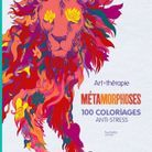 « Métamorphoses – 100 coloriages anti-stress » par Amélie Barnathan