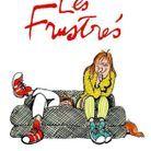 Catel : « Les Frustrés », de Claire Bretécher (Dargaud)